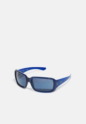 JUNIOR UNISEX - Lunettes de soleil - transparent blue