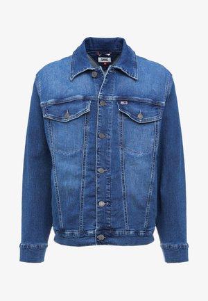 TRUCKER - Denim jacket - bedford mid blue