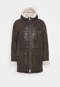 Schott - COLORADO - Winter coat - brown - 0