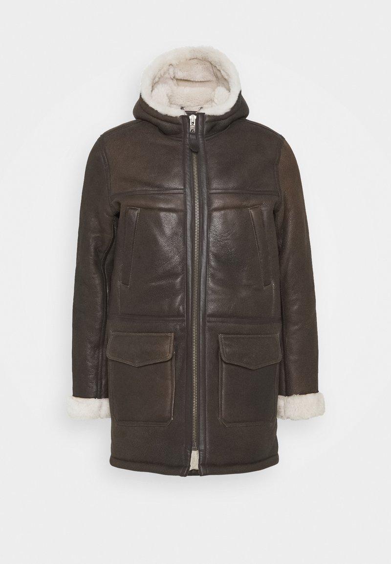 Schott - COLORADO - Winter coat - brown