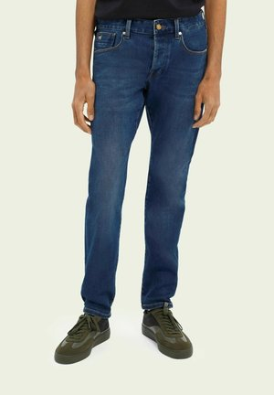 Relaxed fit jeans - submerged