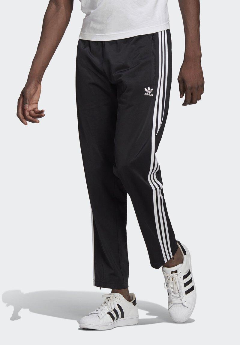 adidas Originals - ADICOLOR CLASSICS FIREBIRD PRIMEBLUE TRACK PANTS - Tracksuit bottoms - black