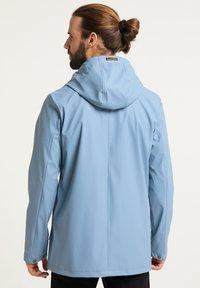 Schmuddelwedda - Waterproof jacket - denimblau - 2