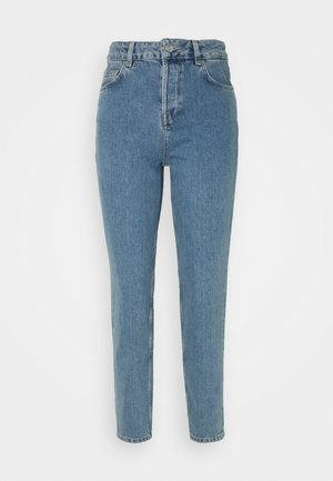 MOM - Straight leg jeans - medium blue denim