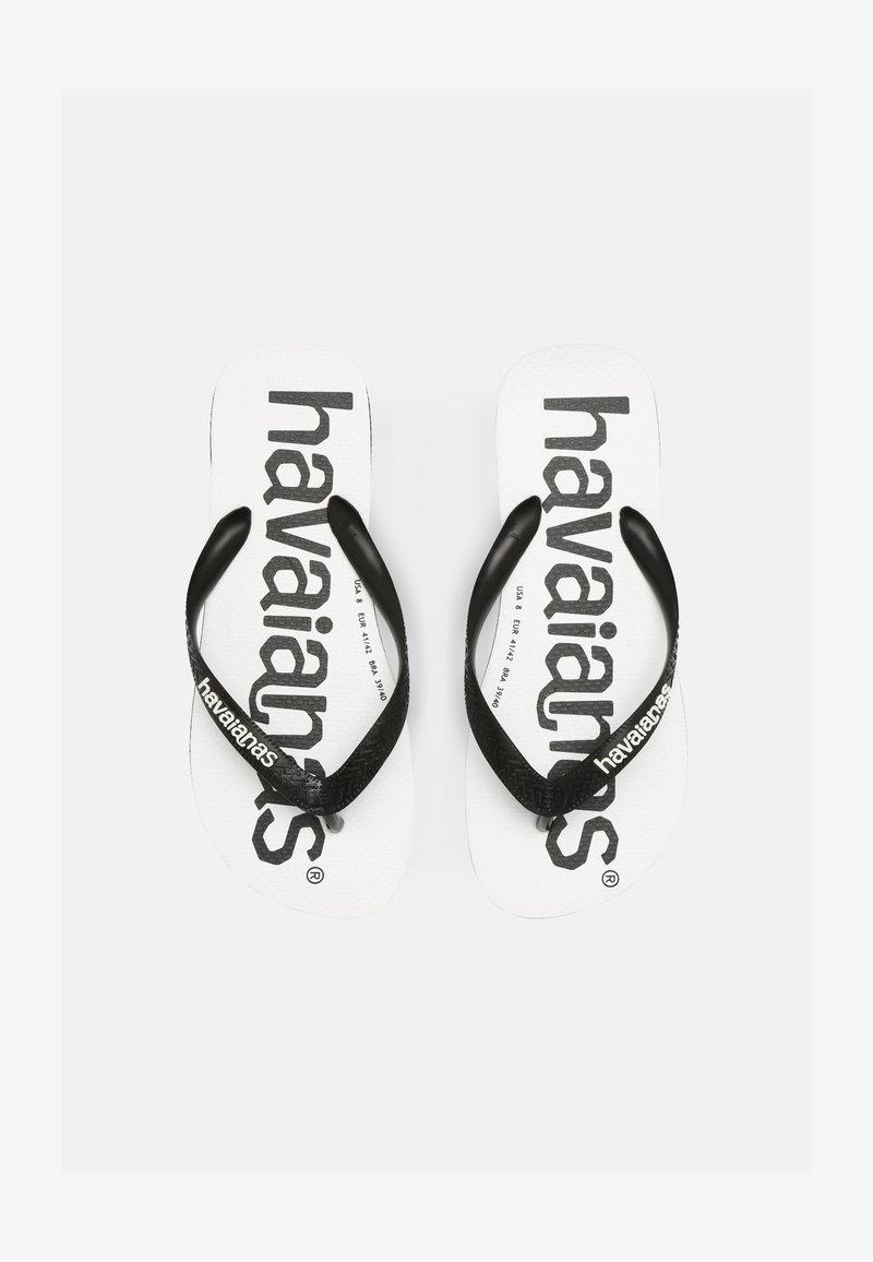 Havaianas - TOP LOGOMANIA  - Pool shoes - black