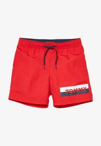 Tommy Hilfiger - MEDIUM DRAWSTRING - Shorts da mare - red - 2