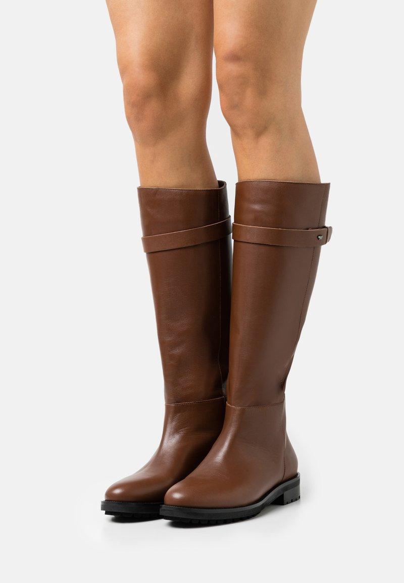 WEEKEND MaxMara - GARIBO - Boots - brown