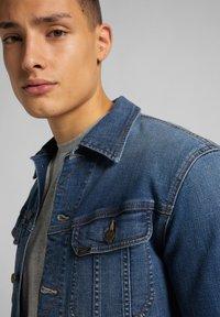 Lee - RIDER - Veste en jean - mid visual cody - 4