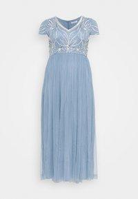 Sistaglam Curve - LILLIS - Koktejlové šaty/ šaty na párty - light blue - 0