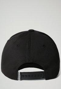 Napapijri - FRAMING - Cap - black - 1