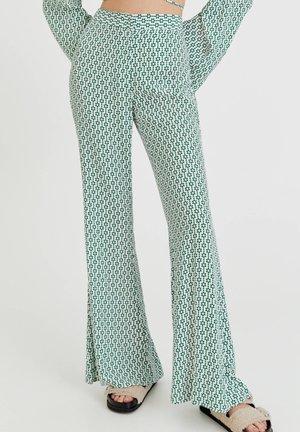 RETRO - Pantaloni - green