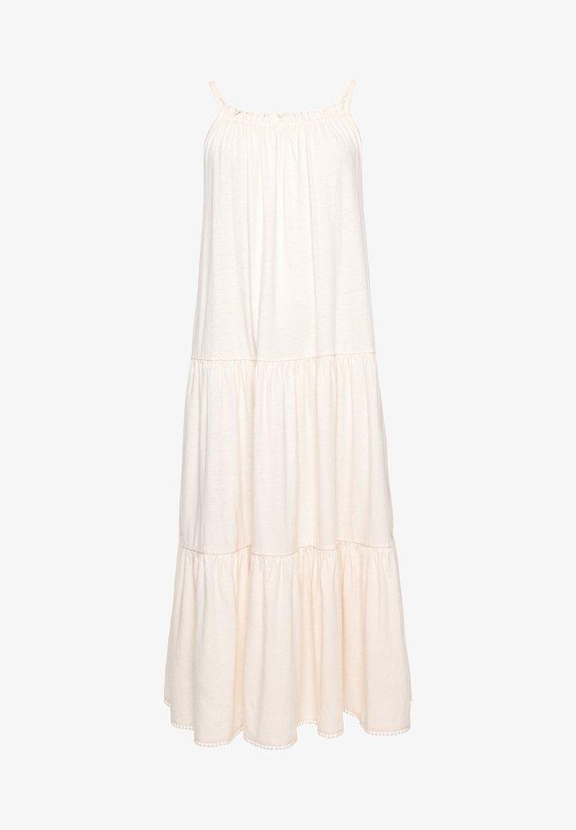 Jerseykleid - cream quartz