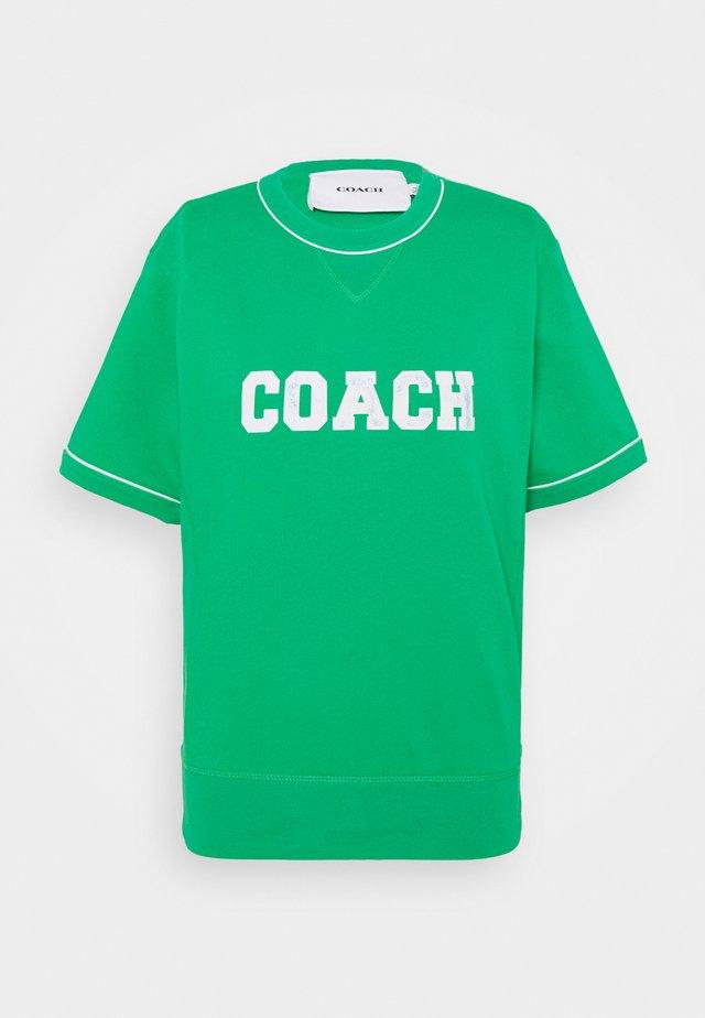 ATHLEISURE - Print T-shirt - green