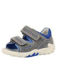 Superfit - Walking sandals - light grey - 2