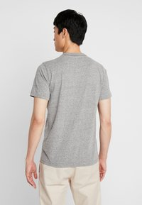Abercrombie & Fitch - 3 PACK - T-Shirt basic - med grey - 2