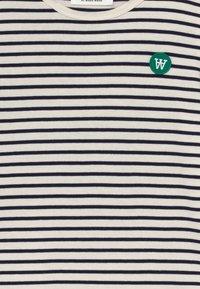 Wood Wood - KIM KIDS LONG SLEEVE - Langarmshirt - off-white/navy stripes - 3