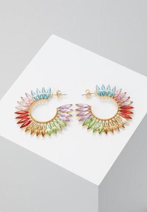 ONLWOLVO EARRING - Earrings - gold-coloured