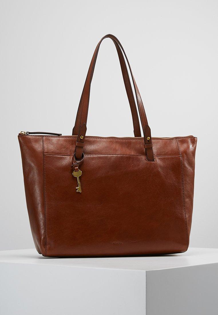 Fossil - RACHEL - Handbag - medium brown