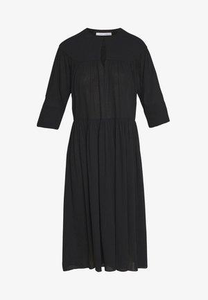 KAROL LONG DRESS - Denní šaty - black