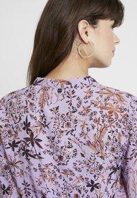 Liu Jo Jeans - ABITO SHORT DRESS - Skjortklänning - purple - 5