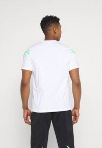 adidas Originals - TEE UNISEX - Print T-shirt - white - 2