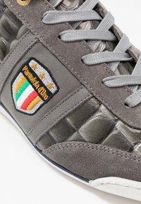 Pantofola d'Oro - FORTEZZA  - Baskets basses - grey violet - 5