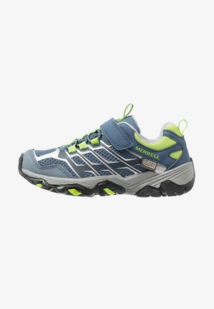 M-MOAB LOW WTRPF - Hikingsko - grey/green