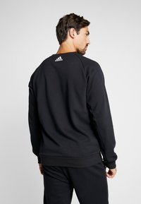 adidas Performance - TAN CREW - Mikina - black - 2