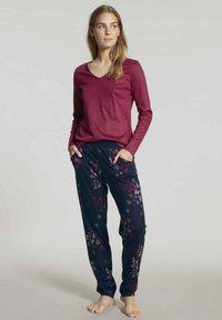 Calida - Pyjama top - dahlia pink - 1