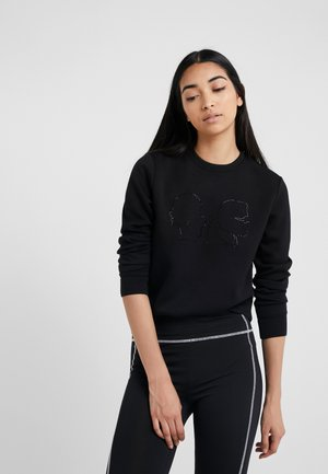 OLIVIA PROFILE - Sweatshirt - black