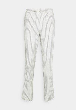 JJIACE BREEZE  - Trousers - ecru