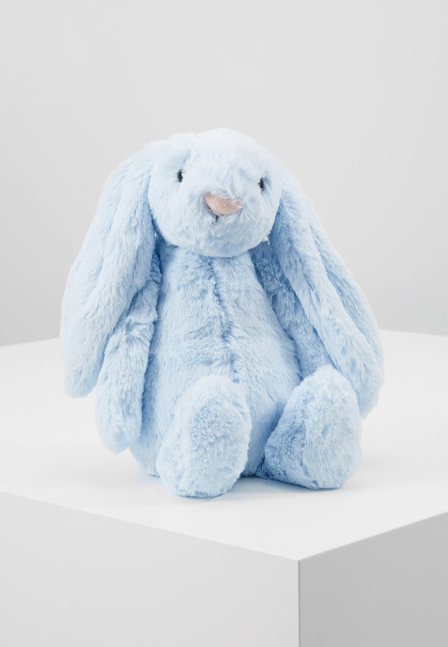 BASHFUL BUNNY MEDIUM - Pehmolelu - blue