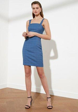 Robe fourreau - navy blue