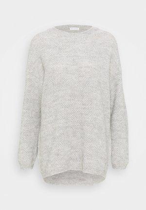 MARTINA - Trui - light grey melange