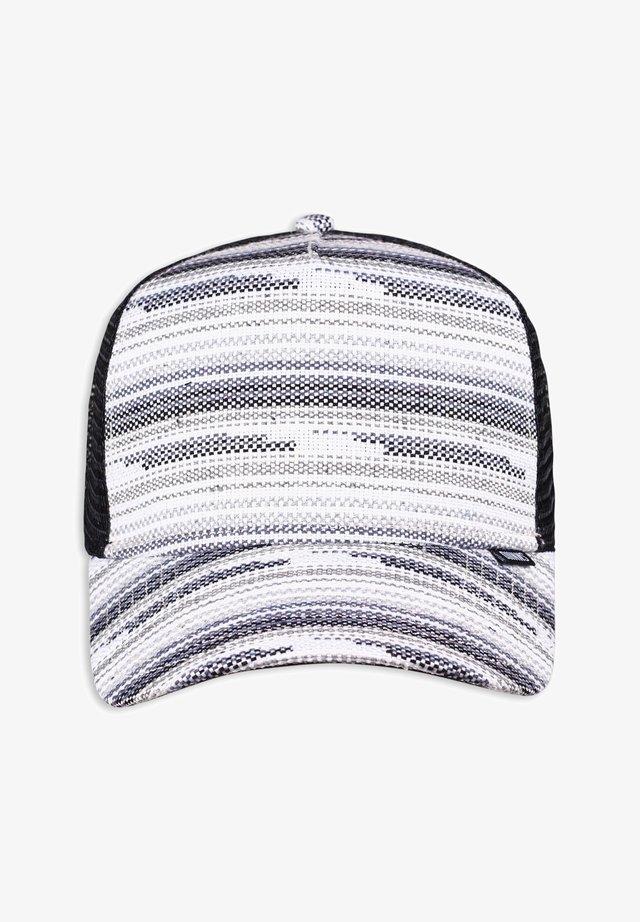 Cappellino - black/grey
