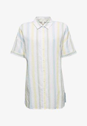 STRIPE - Button-down blouse - white