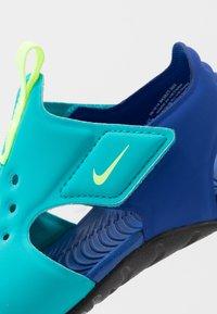 Nike Performance - SUNRAY PROTECT 2 UNISEX - Boty na vodní sporty - oracle aqua/ghost green/hyper blue/black - 2
