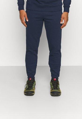 BORDIN - Pantalon de survêtement - navy