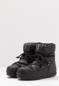 Moon Boot - LOW  WP - Winter boots - black - 4