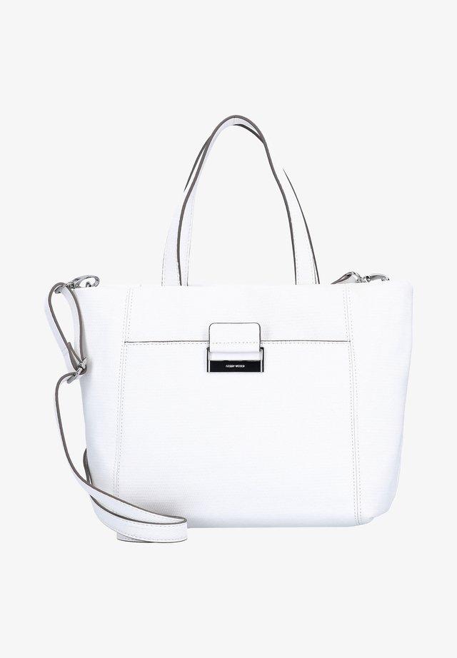 Handtas - white