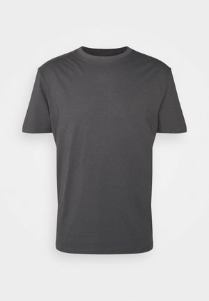 ONSAKI LIFE TEE - T-shirt imprimé - asphalt