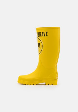 JAARDEN H-JAARDEN LB - Botas de agua - yellow