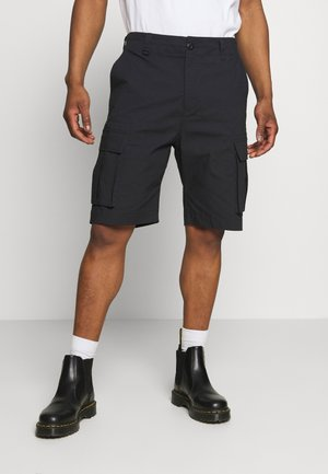 CARGO UNISEX - Short - black