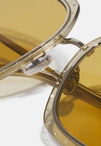 Jimmy Choo - DANY - Solglasögon - beige gold-coloured - 3