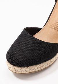 Rubi Shoes by Cotton On - FLORENCE CLOSED TOE  - Hoge hakken - black - 2