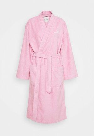 KIMONO BATHROBE - Dressing gown - rosé