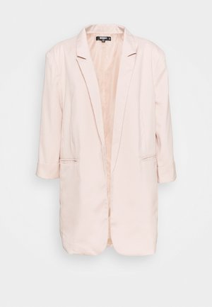 CORE BASIC - Short coat - nude