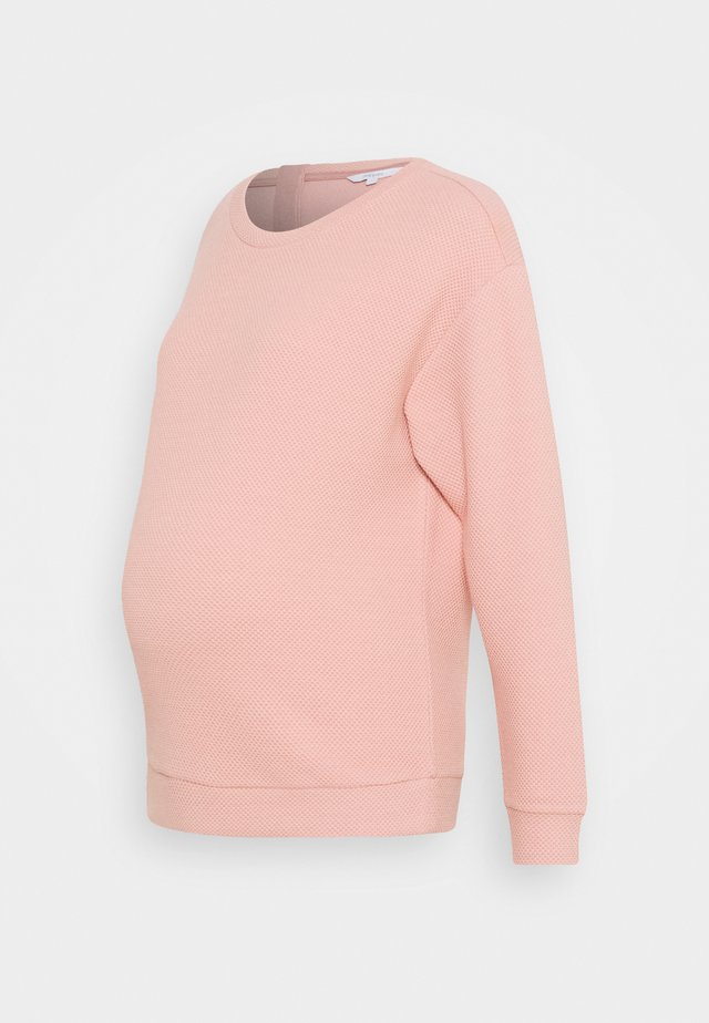AIMEE - Sweatshirt - rose tan
