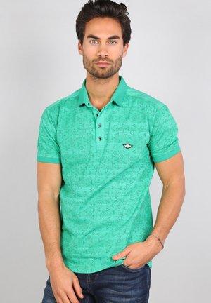 Polo shirt - apple green