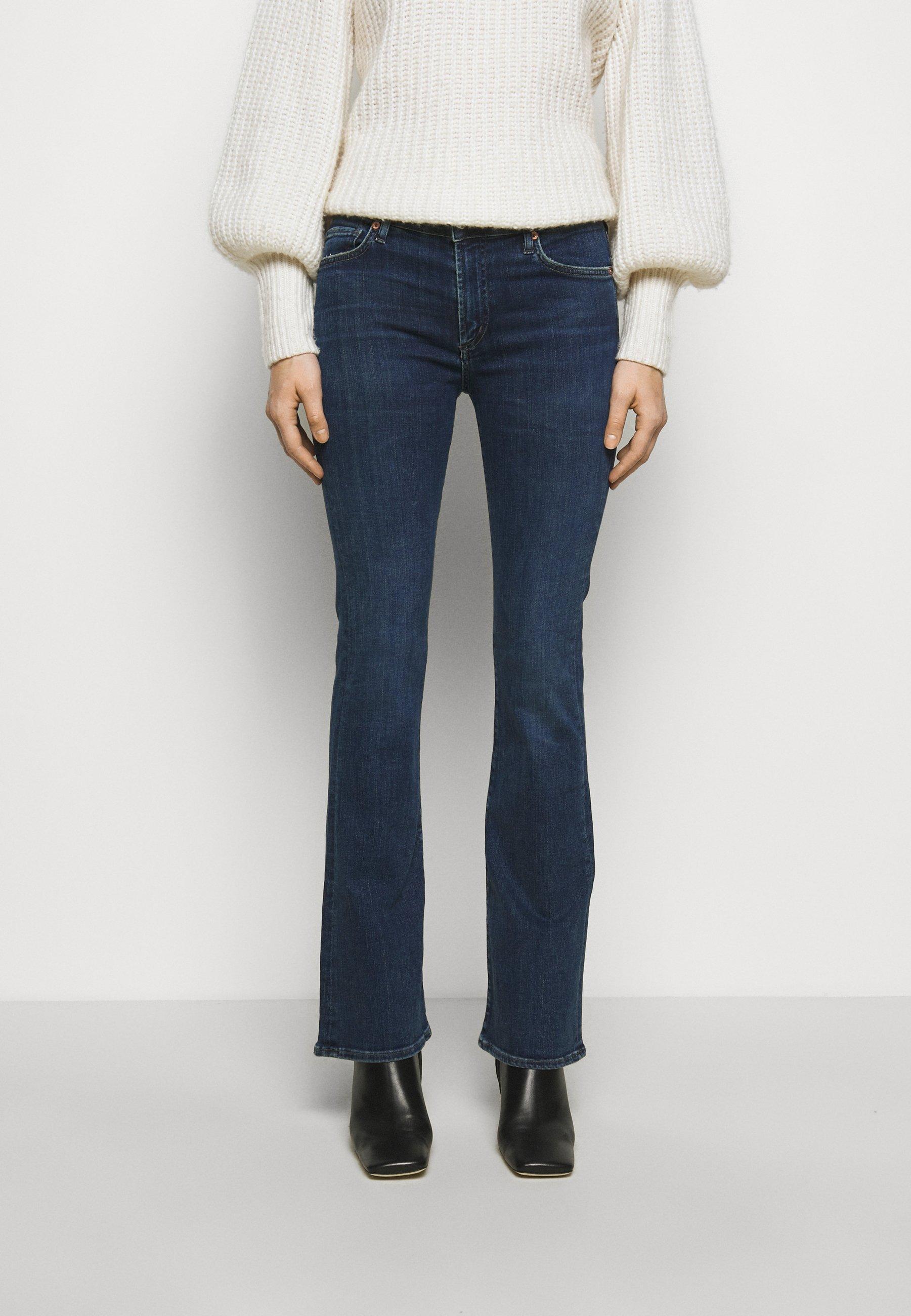 Women EMANNUELLE - Bootcut jeans